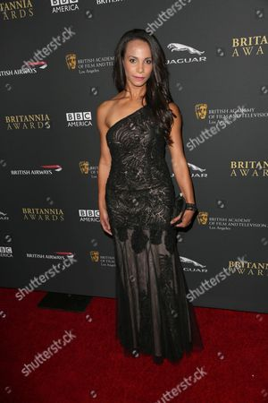 Editorial photo of BAFTA Britannia Awards, Los Angeles, America - 09 Nov 2013
