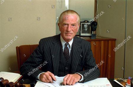 John Freeman. Chairman of LWT