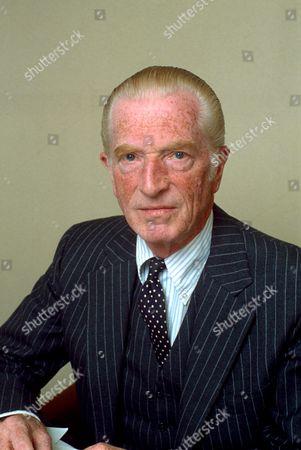 John Freeman. Chairman of LWT.