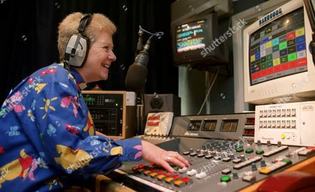 Editorial image of REVEREND WENDY SAUNDERS, MILLENNIUM FM DJ, BRITAIN - 06 APR 2001