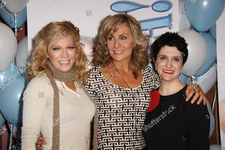 Felicia Finley, Judy McLane, Lauren Cohn