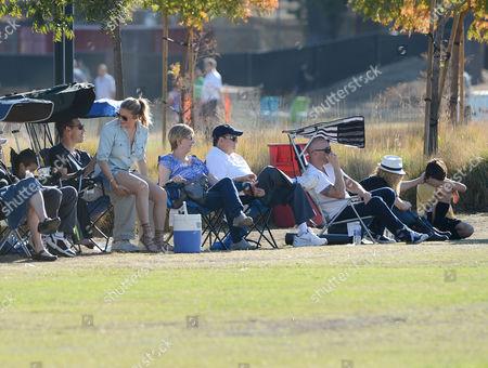 Eddie Cibrian, LeAnn Rimes, Brandi Glanville and son Mason Cibrian