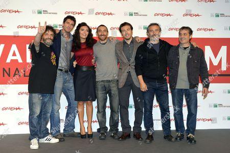 Antonio Manetti, Marco Manetti, Antonio Pennarella, Giampaolo Morelli, Alessandro Roja, Serena Rossi, Paolo Sassanelli
