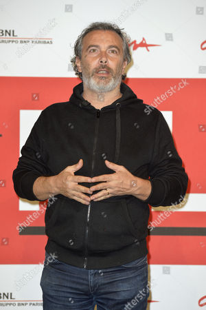 Editorial image of 'Song E Napule' film photocall at the 8th International Rome Film Festival, Italy - 10 Nov 2013