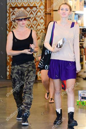 Jennie Garth with daughter Luca Bella Facinelli