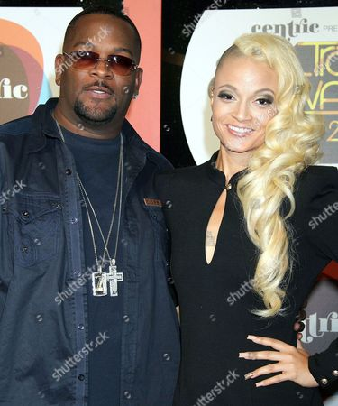Trick-Trick and Charli Baltimore