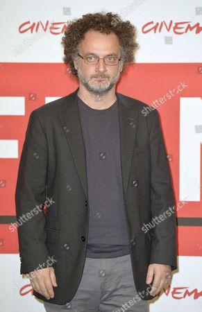 Director Antonio Morabito
