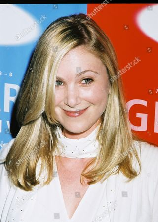 """Tristine Skyler at the world premiere of """"Just a Kiss"""", part of the opening of the 2001 Gen Arts Film Festival at Sony Lincoln Square, New York"""