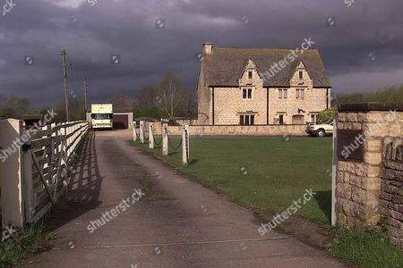 LOWER FARM ON BROCKHAMPTON LANE, CHELTENHAM, HOME OF MOHAMMED AFZAL ASHRAF WHO IS ALLEGED TO HAVE STARVED PONIES