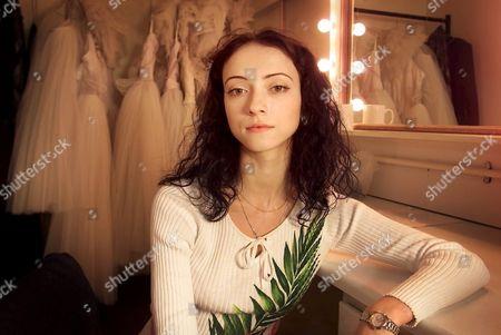 Stock Image of Svetlana Lunkina