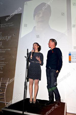 Editorial image of Bryan Adams 'Wounded - The Legacy of War' book launch, London, Britain - 11 Nov 2013