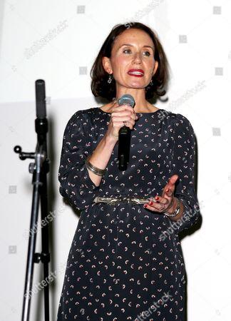 Stock Picture of Caroline Froggatt