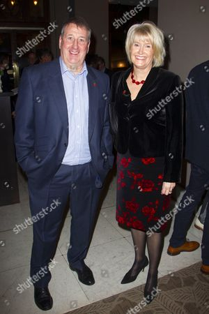 Editorial photo of 'Twelve Angry Men' play press night, Waldorf Hilton, London, Britain - 11 Nov 2013