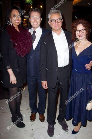 Editorial photo of 'Twelve Angry Men' play press night, Waldorf Hilton, London, Britain - 11 Nov 2013