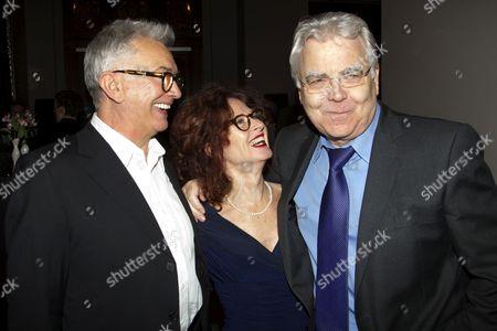 Stock Picture of Martin Shaw (Juror 8), Karen da Silva and Bill Kenwright (Producer)
