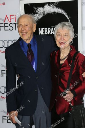 Rance Howard and wife