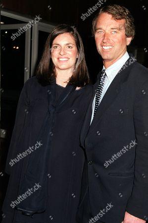 Mary Richardson Kennedy and Robert F. Kennedy Jr