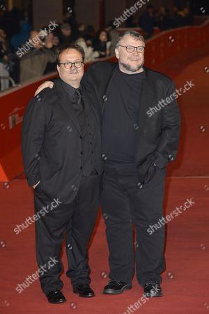 Carlo Carlei, Guillermo Del Toro