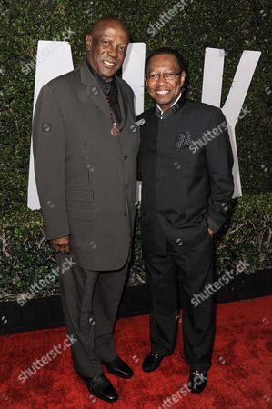 Editorial photo of 'Mandela: Long Walk to Freedom' film premiere at the Arclight Cinerama Dome, Hollywood, Los Angeles, America - 11 Nov 2013