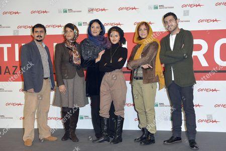 Kiarash Asadizadeh, Nawal Sharipi, Shabnam Moghaddami, Mahsa Alafar, Roya Javidnia, Mohammadreza Ghaffari