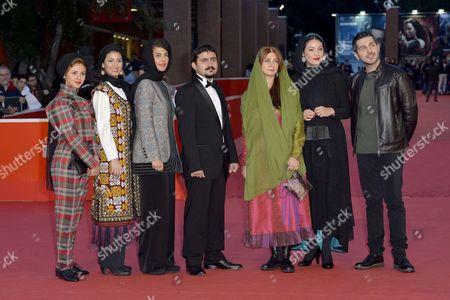 Kiarash Asadizadeh, Noele, Telma, Nawal Sharipi, Shabnam Moghaddami, Roya Javidnia, Mahsa Alafar, Mohammadreza Ghaffari