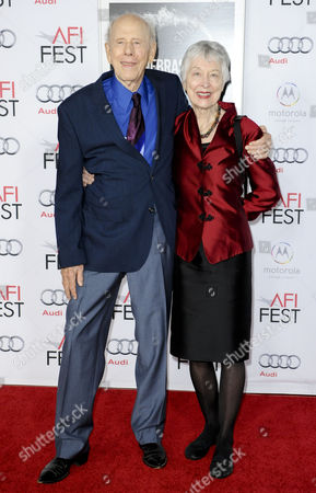 Rance Howard and wife Judy Howard