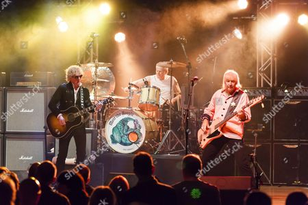 Editorial image of Mott The Hoople in concert, Birmingham, Britain - 11 Nov 2013