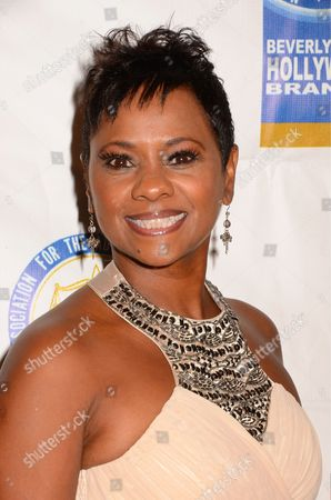 Editorial picture of NAACP Theatre Awards, Los Angeles, America - 11 Nov 2013