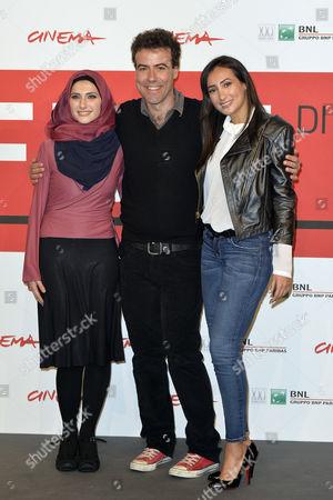 Dana Keilani, Alessio Cremonini, Sara El Debuch