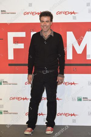 The director Alessio Cremonini