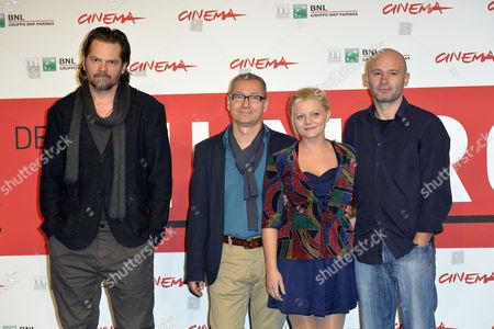 Andrei Gruzsniczki, Sorin Leoveanu, Florin Piersic jr, Ofelia Popii