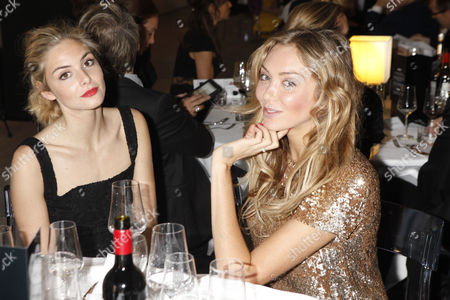 Stock Image of Tamsin Egerton and Mellissa Laycy