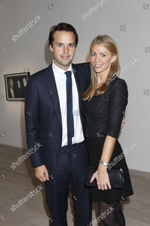Charlie Gilkes and Anneke Von Trotha Taylor
