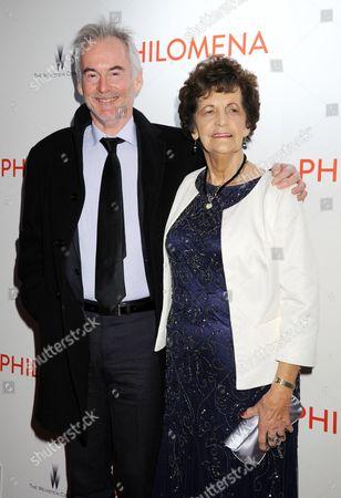 Stock Photo of Martin Sixsmith and Philomena Lee