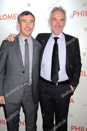 Steve Coogan and Martin Sixsmith