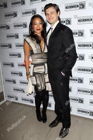 Tina Huang and guest