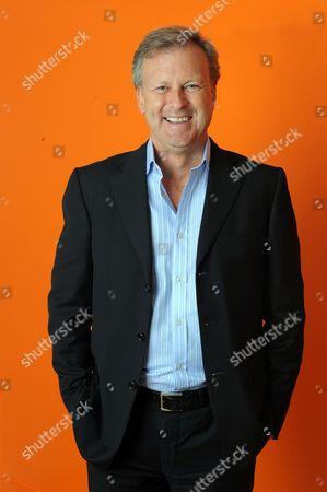 Tom Alexander Chief Executive Officer Orange Uk At His Paddington (london) Office.