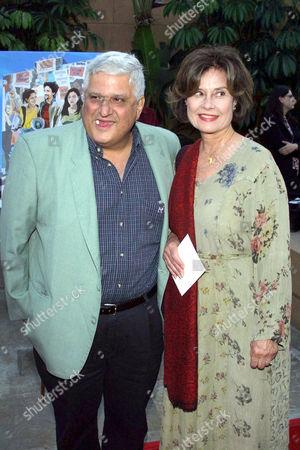 MICHAEL LERNER & WIFE DION BAKER