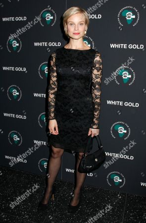Editorial photo of 'White Gold' film screening, New York, America - 12 Nov 2013