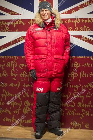 Prince Harry wax figure