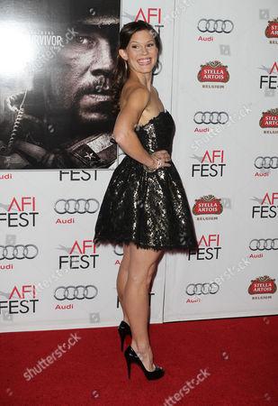Editorial photo of AFI Festival 2013 'Lone Survivor' film premiere, Los Angeles, America - 12 Nov 2013