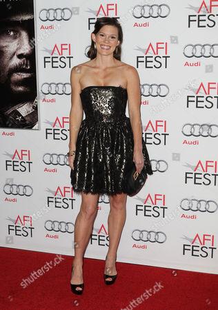 Editorial image of AFI Festival 2013 'Lone Survivor' film premiere, Los Angeles, America - 12 Nov 2013