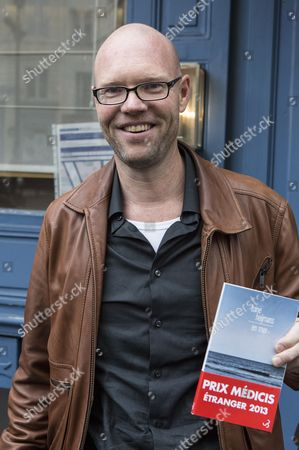 Editorial photo of Medici Book Prize, Paris, France - 12 Nov 2013