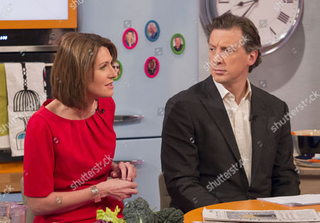 Jayne Secker and Tom Newton-Dunn