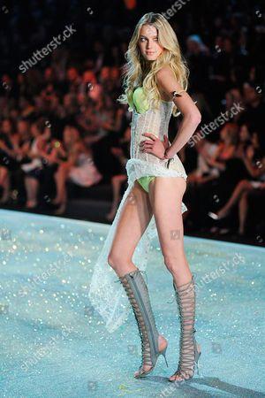 Editorial image of Victoria's Secret Fashion Show, New York, America - 13 Nov 2013