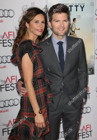 Editorial photo of 'The Secret Life of Walter Mitty' film premiere, at AFI FEST 2013, Los Angeles, America - 13 Nov 2013