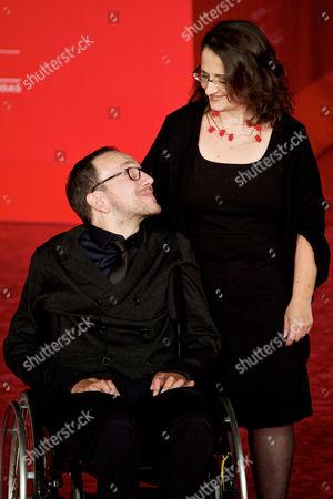 Mirko Locatelli and wife