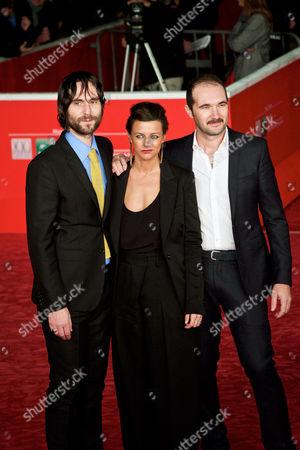 Editorial picture of 'I Corpi Estranei' Film Screening, 8th International Rome Film Festival, Italy - 12 Nov 2013