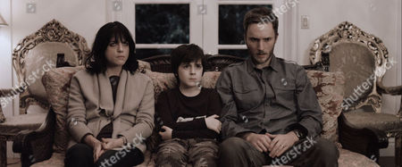 Stock Picture of Selma Blair, Quinn Lord, Joshua Close