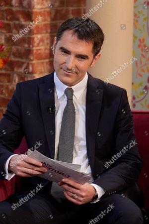 Editorial photo of 'This Morning' TV Programme, London, Britain. - 14 Nov 2013